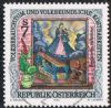 Austria SG2307 1992 Folk Customs and Art (2nd) 7s good/fine used